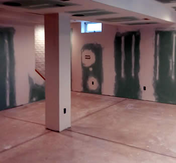Basement Renovation Services Wisconsin