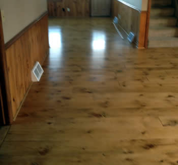Wood Floor Installation Services Wisconsin